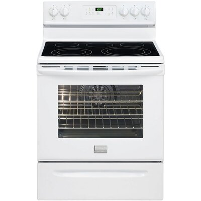 Gallery Series 5.7 Cu. Ft. Electric Convection Range Product Photo