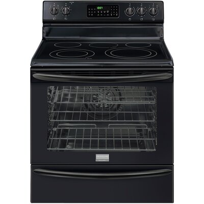 Gallery Series 5.8 Cu. Ft. Electric Convection Range Product Photo
