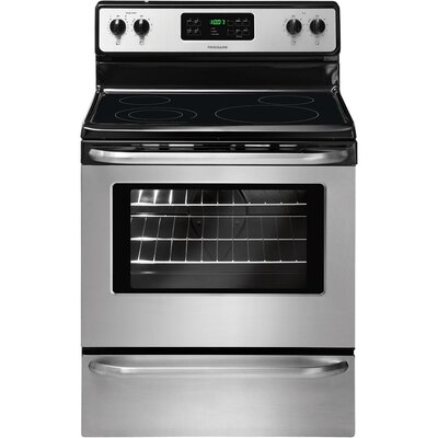 5.3 Cu. Ft. Electric Range in Stainless Steel Product Photo