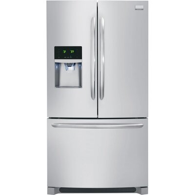 Gallery Series 15.7 cu. ft. French Door Refrigerator in Stainless Steel Product Photo
