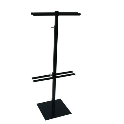 """Pinquist Tool & Die 24"""" - 45"""" Vertical Adjustable Double-Sided Counter Stand"""