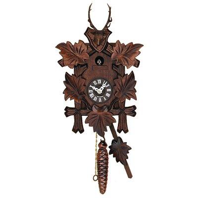 Hunter's Quarter Call Cuckoo Wall Clock by River City Clocks