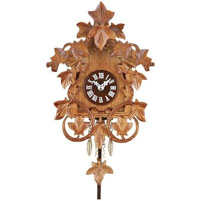 Quartz Movement Cuckoo Wall Clock by River City Clocks