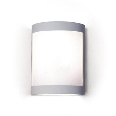 A19 Silhouette Lucidity 1 Light Wall Sconce
