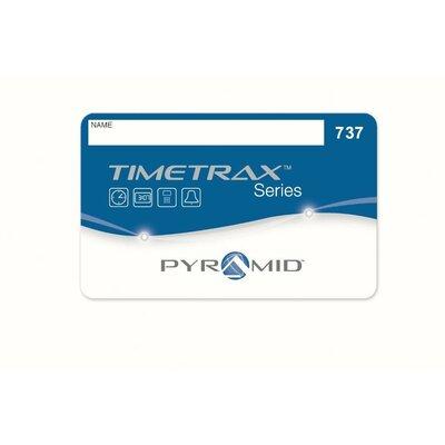 Pyramid Time Trax EZ Swipe Cards