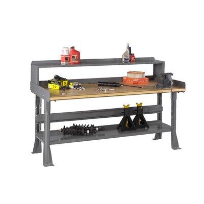 Tennsco Corp. Compressed Wood Top Workbench