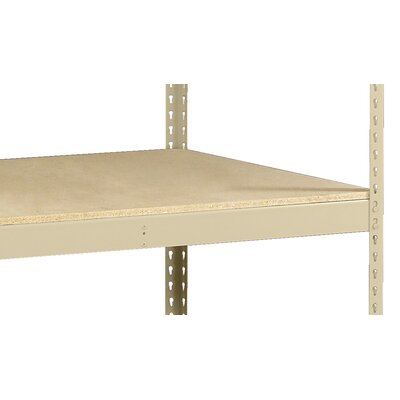 Tennsco Corp. Z-Line Heavy Duty Extra Shelf w/ Decking