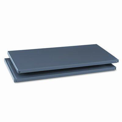 Tennsco Corp. Commercial Steel Shelving, Extra Shelves, 2 Shelves/Box