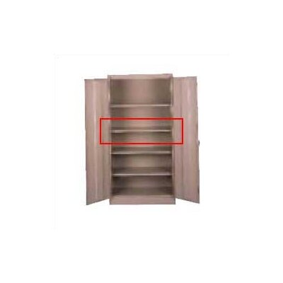 Tennsco Corp. Extra Shelf for Storage Cabinets