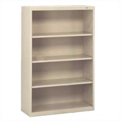 "Tennsco Corp. 52"" Standard Bookcase"