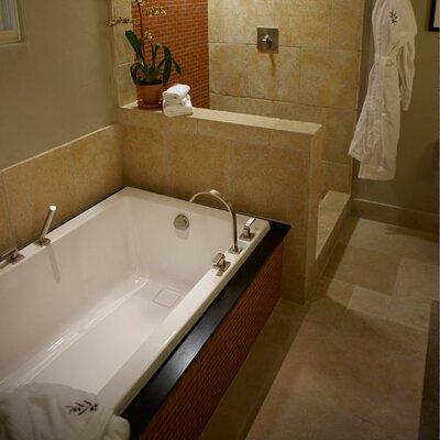 """Hydro Systems Designer Marlie 66"""" x 32"""" Whirlpool Bathtub"""
