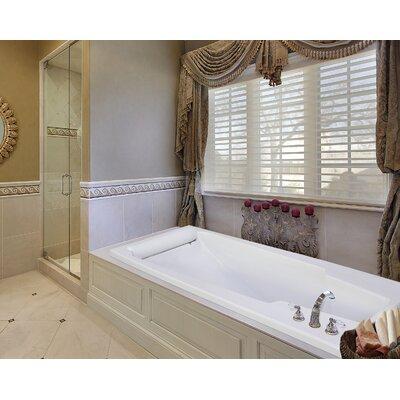 "Designer Premier 74"" x 42"" Whirlpool Bathtub Product Photo"