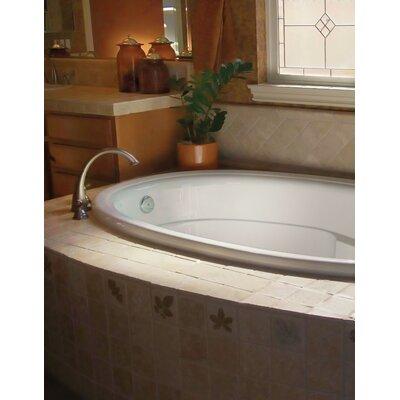 """Hydro Systems Designer 60"""" x 42"""" Riley Soaking Bathtub"""