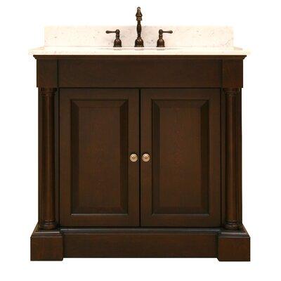 Palladio bath 36 bathroom vanity base wayfair for Sagehill designs bathroom vanity