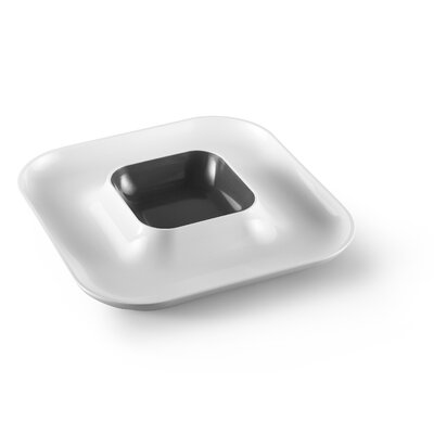 MEBEl Small Entities Appetizer Chip and Dip Platter