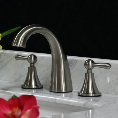 ZT Double Handle Faucet with Drain Product Photo