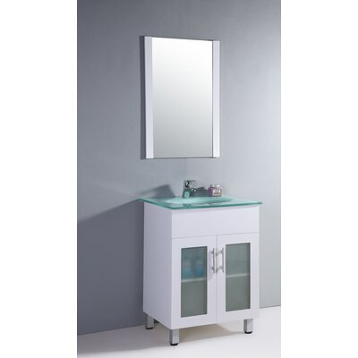 Legion Furniture 24 Quot Single Bathroom Vanity Set With