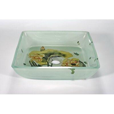 Legion Furniture Vessel Bathroom Sink Amp Reviews Wayfair