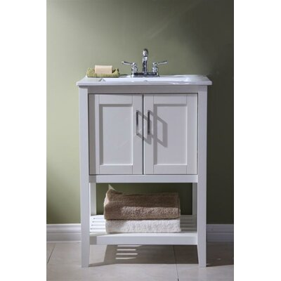 "24"" Single Bathroom Vanity Set Product Photo"