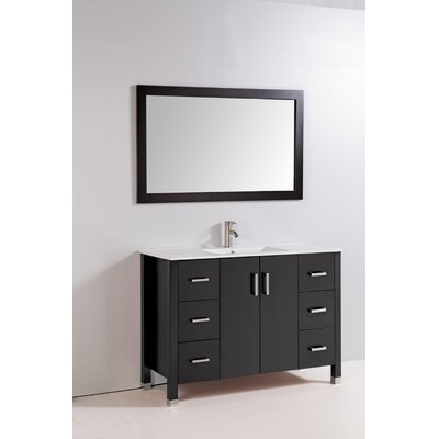 Legion Furniture 48 Quot Single Bathroom Vanity Set With