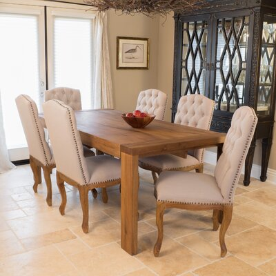 Leona Extendable Dining Table by Darby Home Co