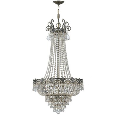 Majestic 8 Light Chandelier by Crystorama