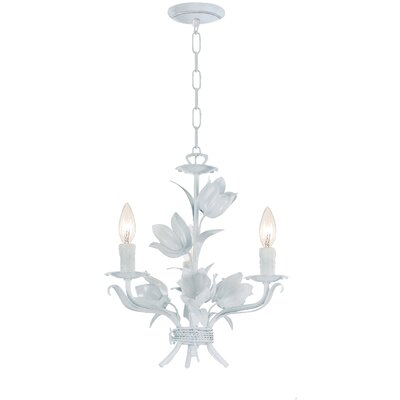 Southport 3 Light Chandelier Product Photo