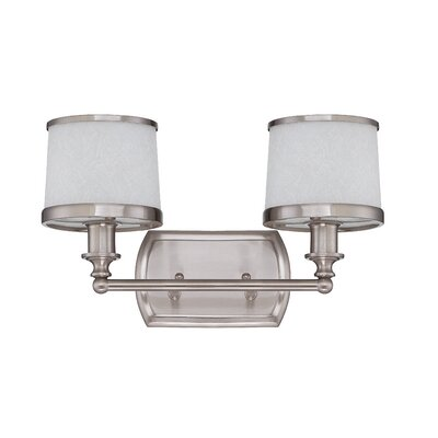 Merced 2 Light Vanity Light Product Photo