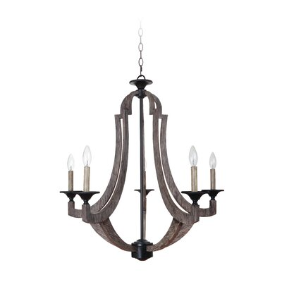 Winton 5 Light Candle Chandelier Product Photo