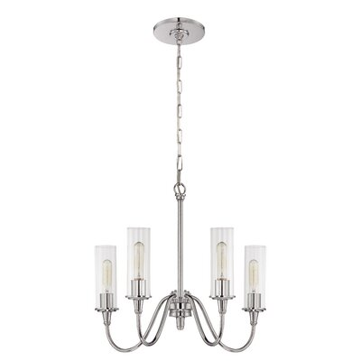 Modina 4 Light Mini Chandelier Product Photo