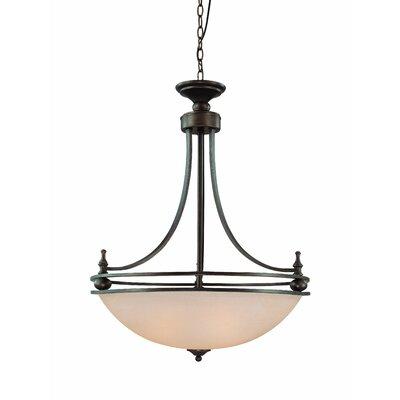 Seymour 4 Light Pendant by Jeremiah