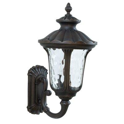 Jeremiah Sheffield 3 Light Wall Lantern