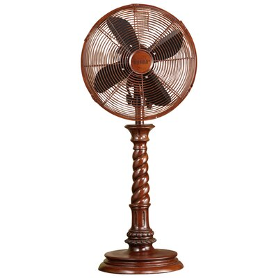 "Deco Breeze 10"" Oscillating Table Fan"