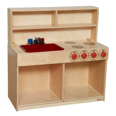 Wood Designs Tot Multi Kitchen Center