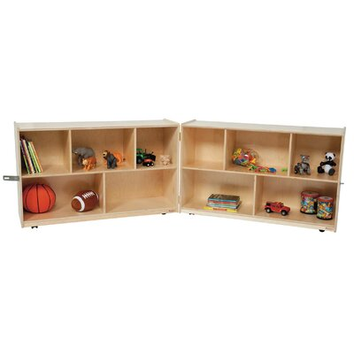 Wood Designs X-Deep Folding Storage Unit