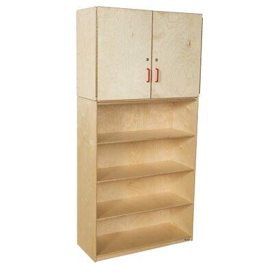 Wood Designs Vertical Storage Cabinet