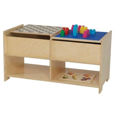 Wood Designs Build-N-Play Table