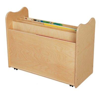 Wood Designs Big Book Holder