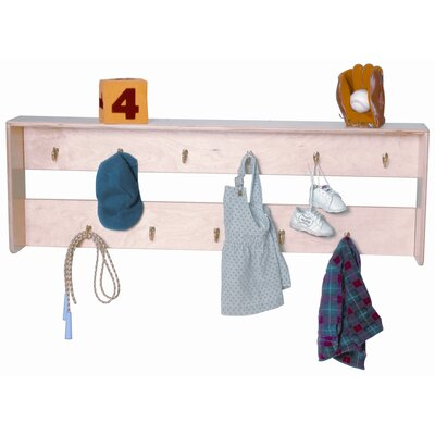 Wood Designs Wall Mount Locker