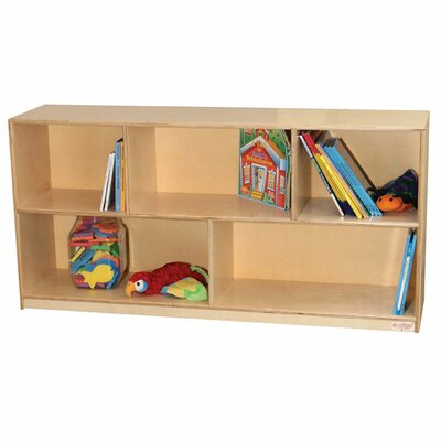 Wood Designs Extra Deep Mobile Single Storage Unit