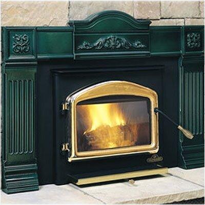 Deluxe EPA Wood Burning Fireplace by Napoleon