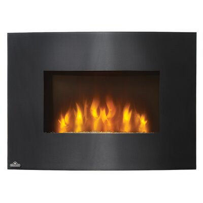 Linear Wall Mounted Electric Fireplace by Napoleon