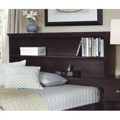 Carolina Furniture Works, Inc. Signature Bookcase Headboard 477730 477740