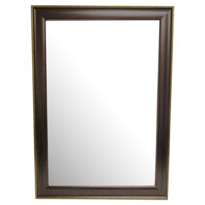 Cami Grand Frame Wall Mirror by Alpine Art and Mirror