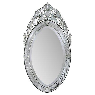 Marella Venetian Wall Mirror by Venetian Gems