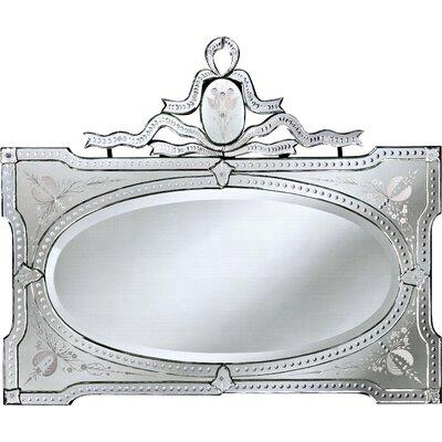Bertina Venetian Wall Mirror by Venetian Gems