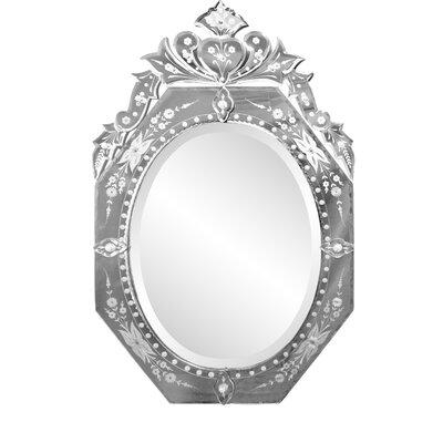 Estelle Venetian Wall Mirror by Venetian Gems