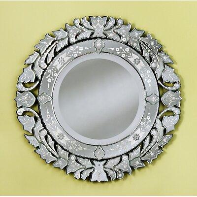 Venetian Gems La Roa Large Wall Mirror