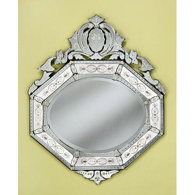 Venetian Gems Rebecca Venetian Wall Mirror