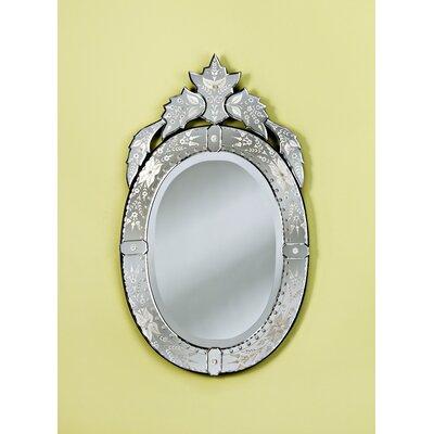 Agnes Venetian Wall Mirror by Venetian Gems